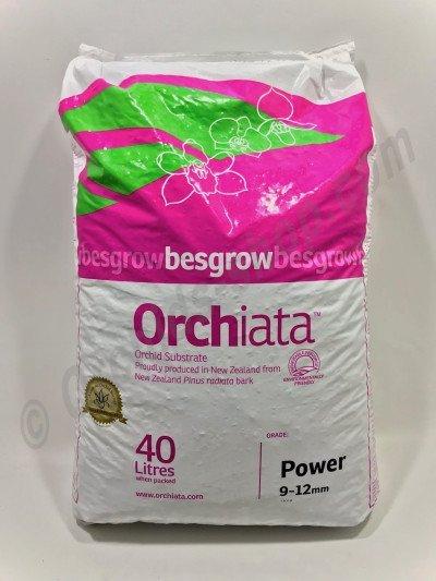 Orchideeën Potgrond Orchiata 9-12 mm (Power) (40L)
