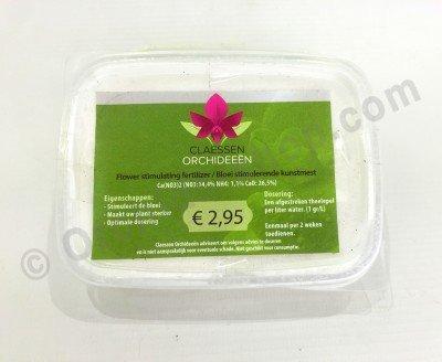 Flower stimulating fertilizer / Bloei stimulerende kunstmest (3 stuks)